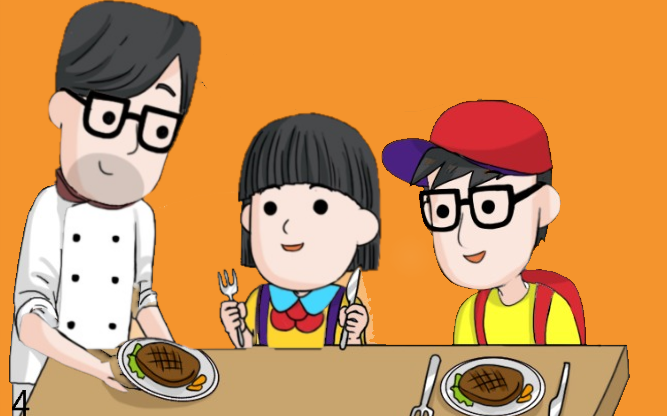 Episode 11<br>Men Make Dinner Day