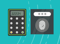 Two-factor authentication provides additional security