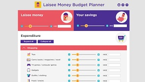 Laisee Money Budget Planner