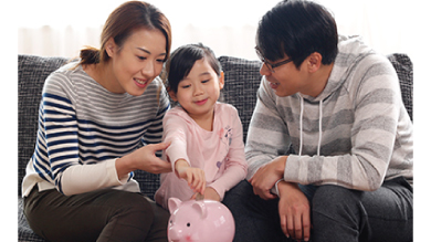 Choose the right insurance policy for your family