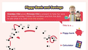 Piggy Bank and Savings