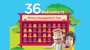 36 Retirement Money Management Tips