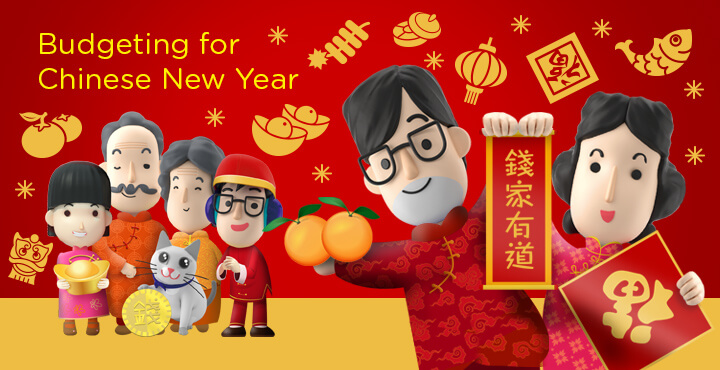 Budgeting for Chinese New Year