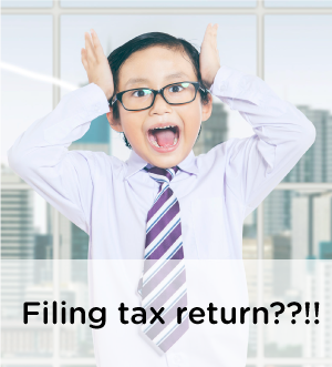Filing tax return??!!