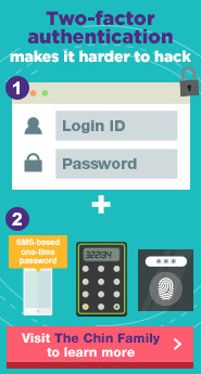two-factor authentication website banner - 613x294px
