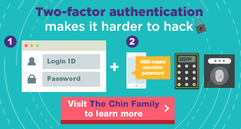 two-factor authentication website banner - 345x185px